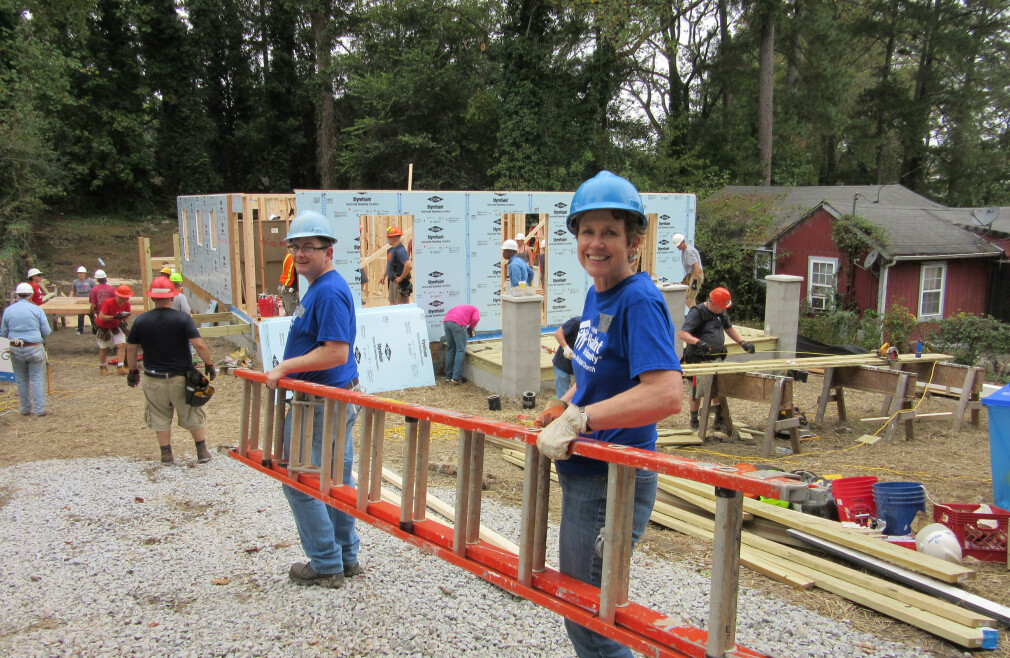 Habitat for Humanity Lead Day for NDBC